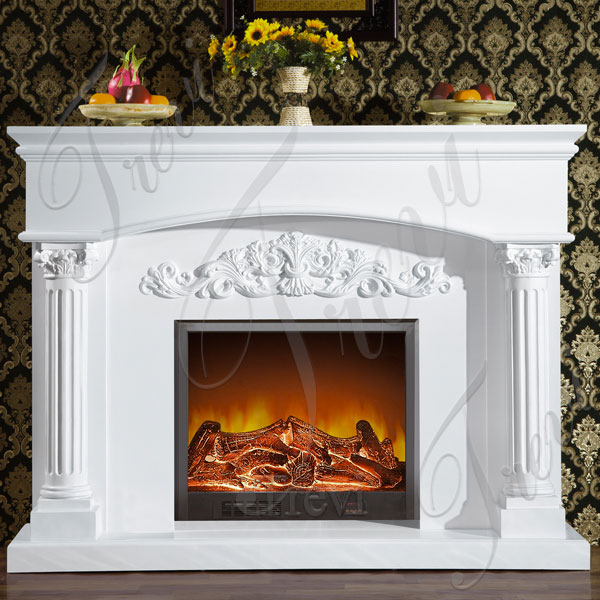where to buy traditional fireplace mantels decoration ideas TMFP-11