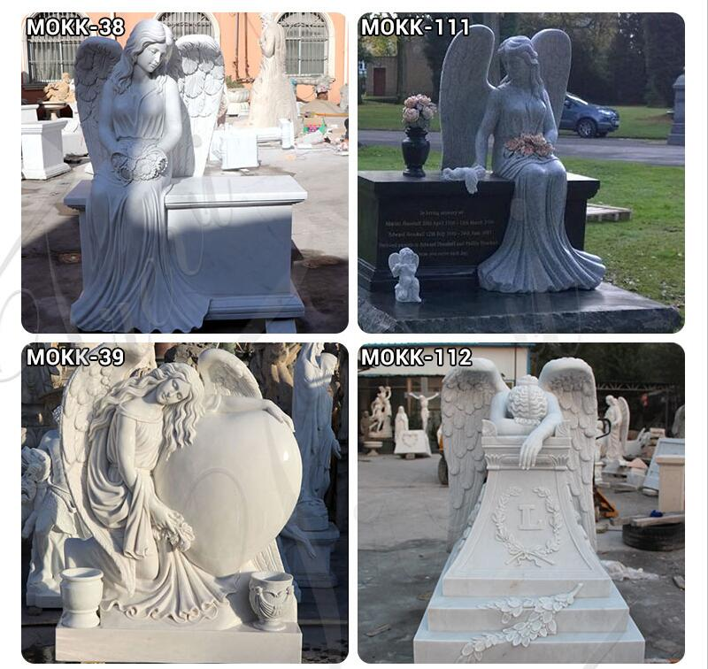 popular memorial angel statues for sale