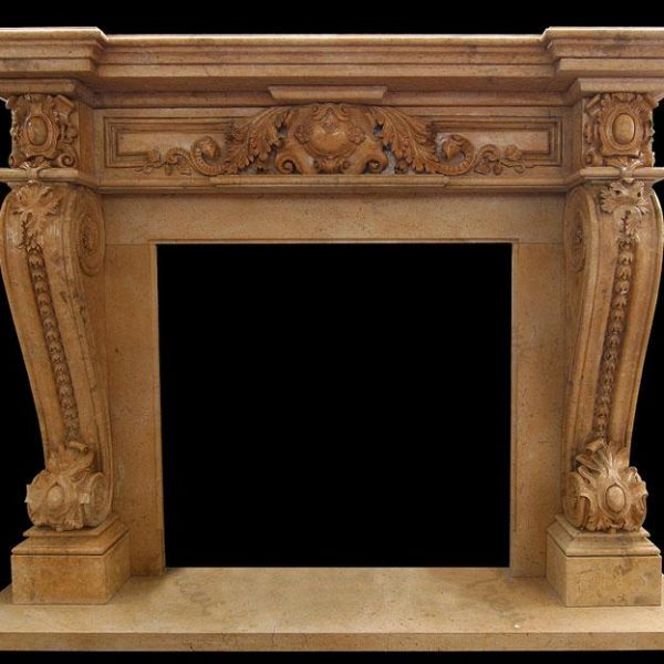 Elegant Georgian Marble Fireplace for Sale MOKK-142