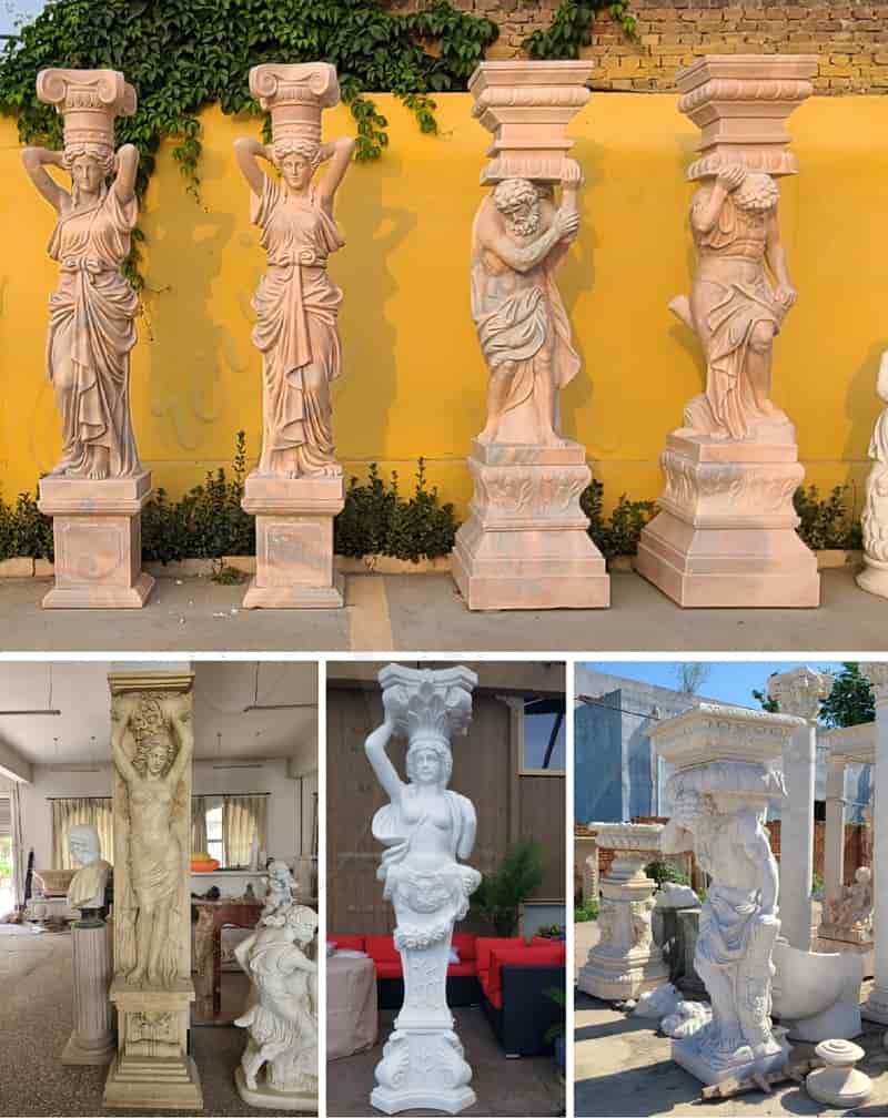 marble pillar for sale