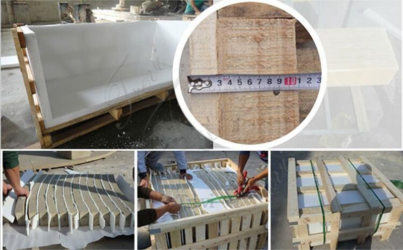 marble column for sale