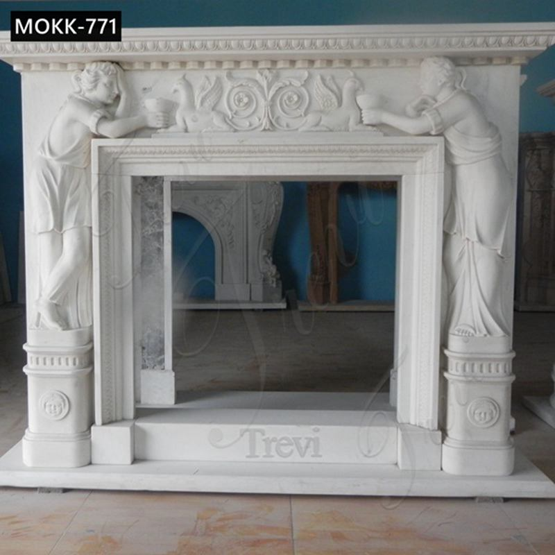 Marble Fireplace Surround
